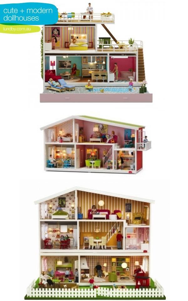 94 melhores imagens sobre casa de boneca no pinterest for Casa moderna kidkraft