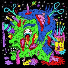 #russelltaysom #acid #trippy #illustration