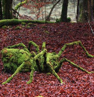 Swiss artist Sylvain Meyer, somewhere in the Canton of Vaud, Switzerland