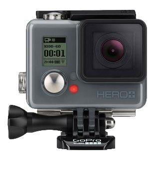 HERO  LCD Action Kamera 8MP Full-HD WLAN Bluetooth (Schwarz) (Versandkostenfrei)