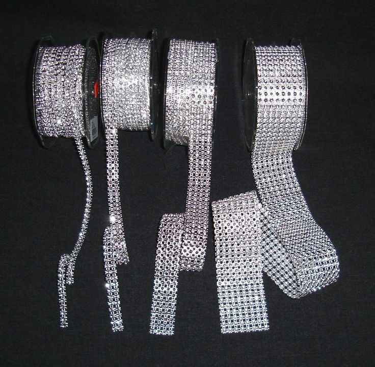 Diamond Ribbon in 4 sizes