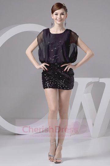 Shining Sequins Dress Shining Sequins Dress #Cherishdress#