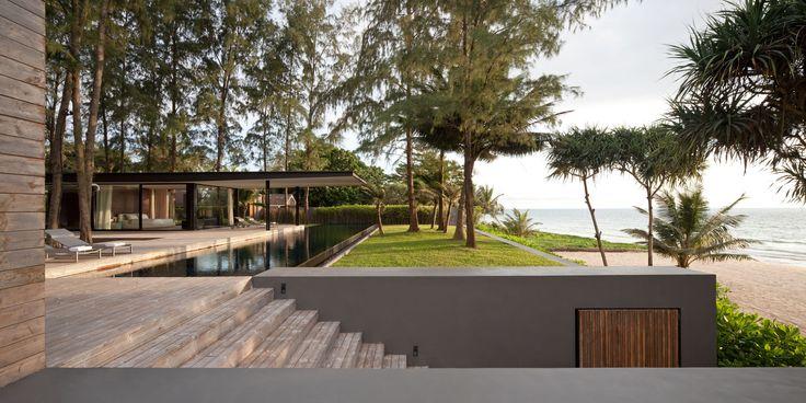 Beautiful simple architecture   Villa Noi by DBALP (4)