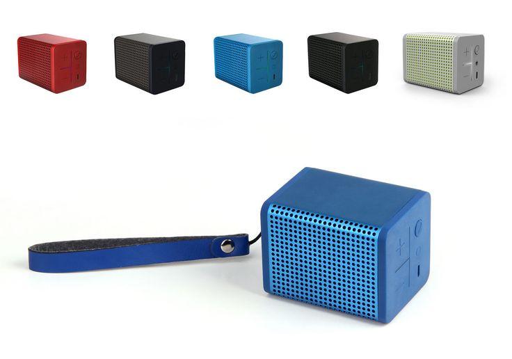 MIPOW BOOMIN | Bluetooth speaker | Beitragsdetails | iF ONLINE EXHIBITION