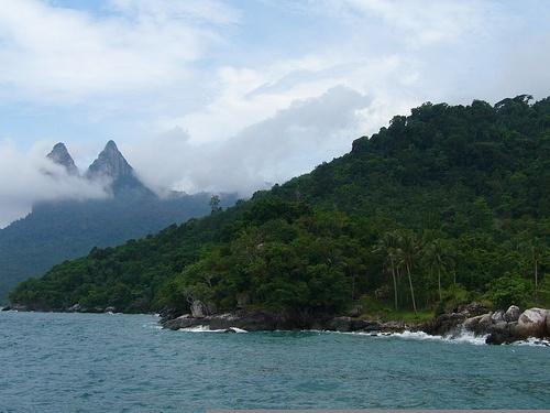 La isla Tioman en Malasia está considerada como una de las islas mas bonitas del mundo
