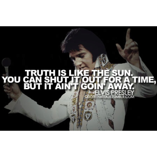 Famous Elvis Quotes: 32 Best Elvis Quotes Images On Pinterest