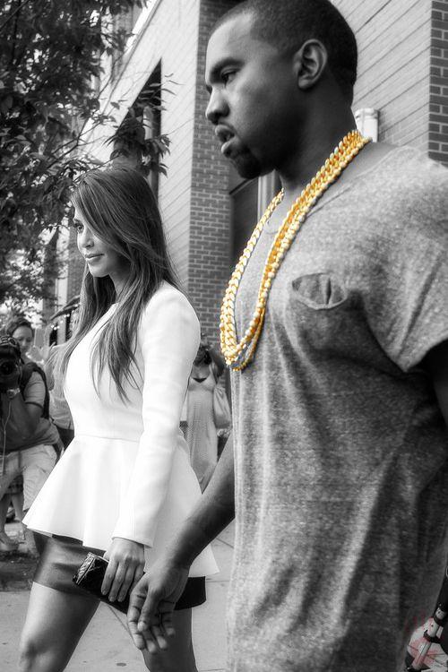 kim kardashian | kanye west ❤