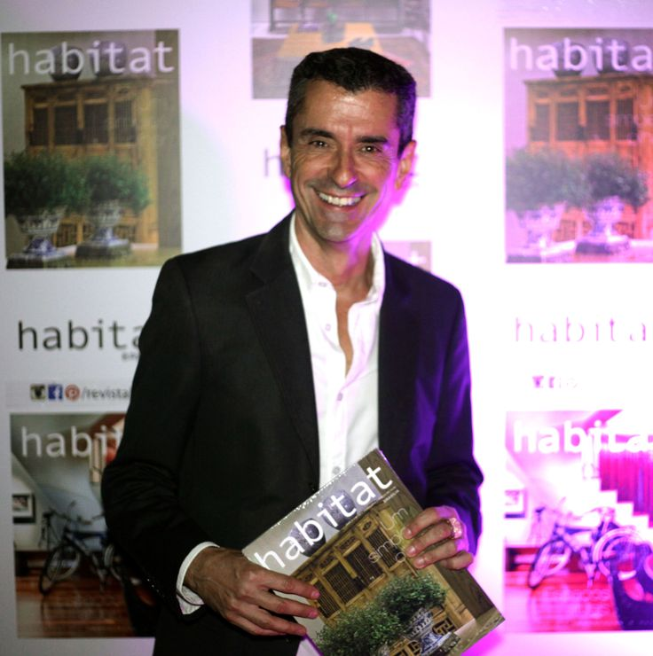 Mauro Carvalho na inauguração da Mostra Casa Viva. #casaviva #habitatnacasaviva