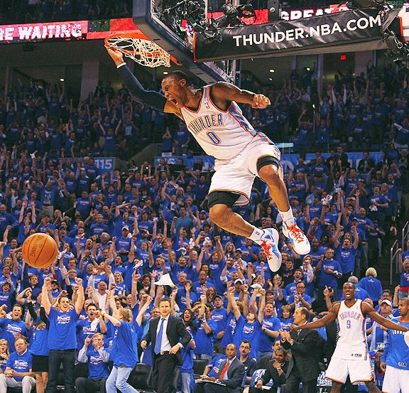 Russell Westbrook- OKC Thunder