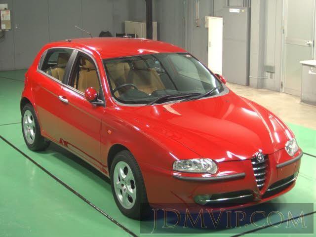 2002 ALFAROMEO ALFA ROMEO 147 _ 937AB - http://jdmvip.com/jdmcars/2002_ALFAROMEO_ALFA_ROMEO_147___937AB-HqcLZXQzrSwG4-7409