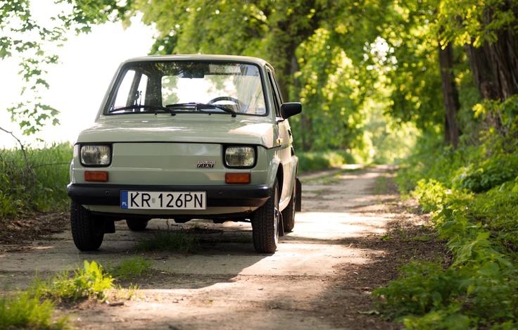 My own Polski Fiat 126p 650E 1988