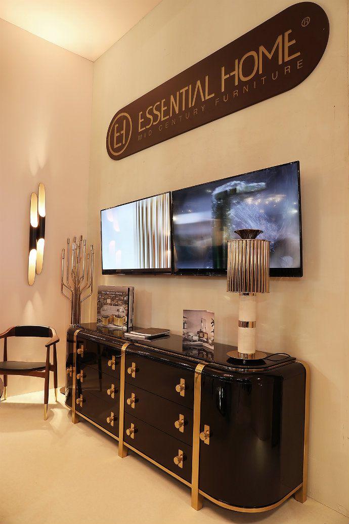 Maison Et Objet 2017: Interior Scenes By Luxury Design Brands