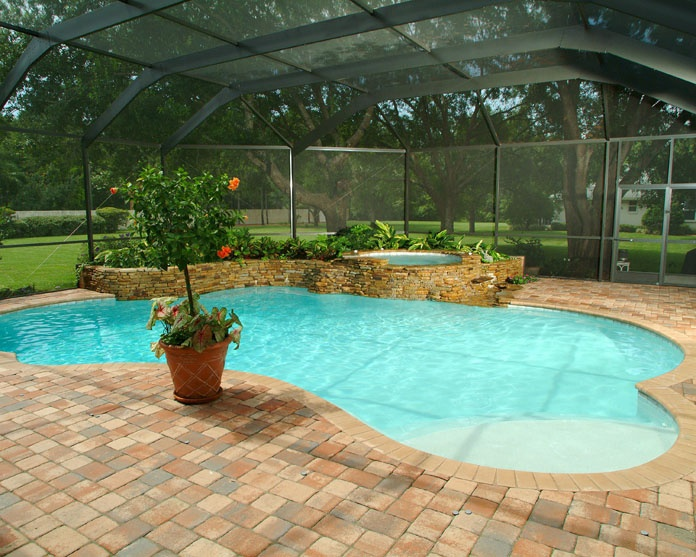 18 best images about concrete pool decks on pinterest for Florida pool and deck