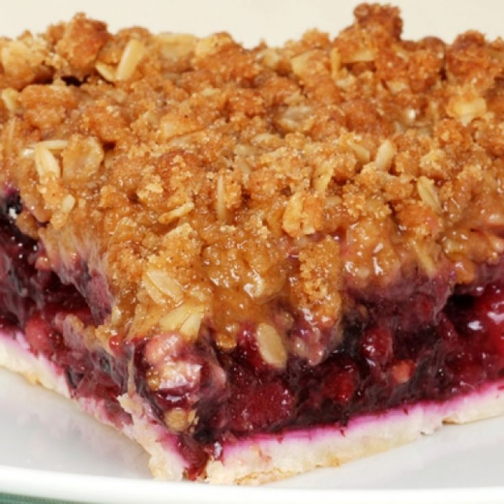 A recipe for Berry Cobbler Squares that is quick, tasty and sure to be a hit.
