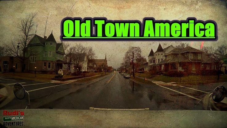 Old Town America Rudi's NORTH AMERICAN ADVENTURES 01/12/18 Vlog#1311 - YouTube