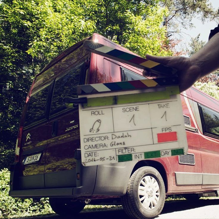 Always a good memory: Shooting our video last month in and around munich. Next goal: finishing the videoclip until tomorrow... Big Up to Georg and Björn again for a great shooting day!! #Film #Shooting #arri #alexa #slate #vanlife #campervan #grizzlybjørn #redvan #creative #picoftheday #instagood #vanlifediaries #vanlifemoment #outdoors #findthepenis #fun #onset #sunnyday #thankyouguys