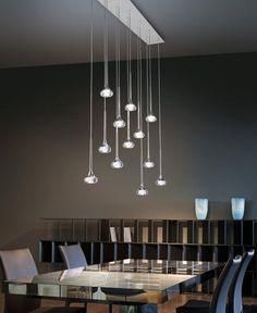 Fairy Linear Suspension   Axo Light at Lightology
