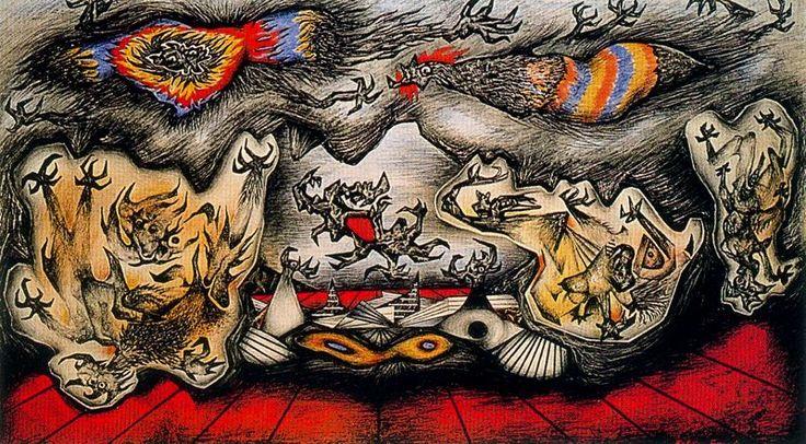 Composición,1934 Esteban Frances