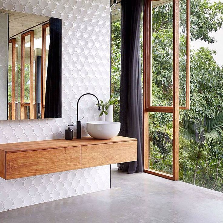 Inside @jessebennettarchitect 's Planchonella house. See previous gram for the house's exterior