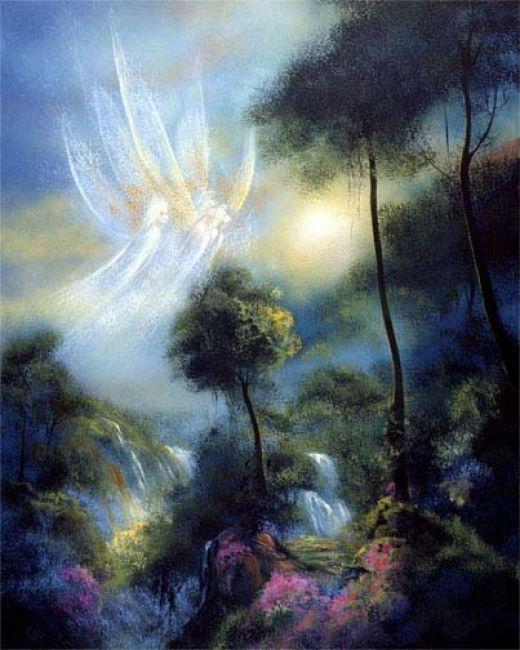 Heaven drawings by akiane