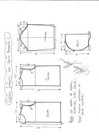 Çocuk ceketi modelleme programı Kapşonlu boyutu 2.