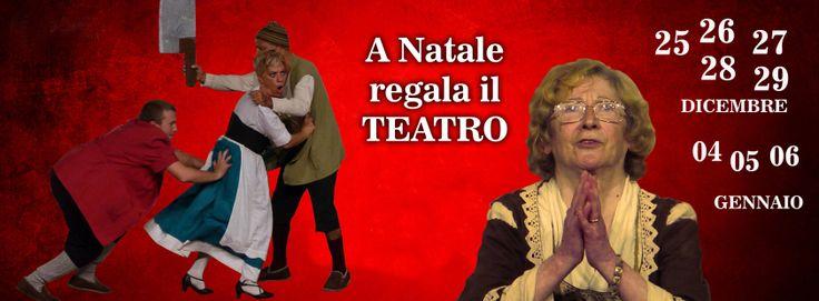 a Natale a teatro