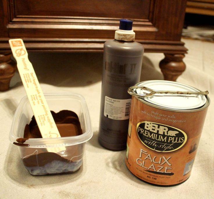 Popular Finishing Tutorial How To Use Glaze and Wood Toner