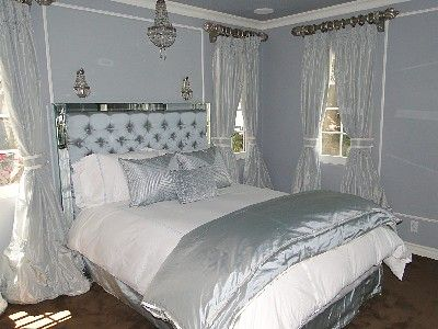 Hollywood Glamour Bedroom   Design Dazzle  See more  Ice blue   White    Perfection The 25  best Hollywood glamour bedroom ideas on Pinterest  . Hollywood Glamour Bedroom. Home Design Ideas