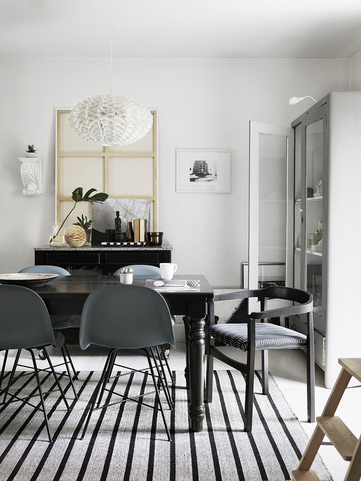 Style and Create — Inspiring decor & details with a grey thread in a...