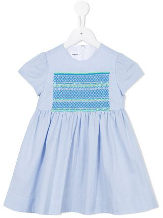 Familiar flared dress