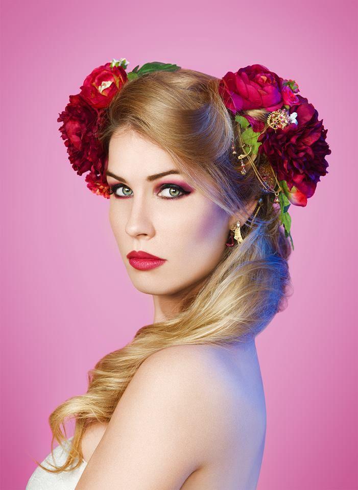 Post Production : Pavan Krushik  Makeup : Anne-Sophie Sibilat Photographer : Samuel cornillet Hair : Tyffred Laloggia  Nails : Lucille Boulay