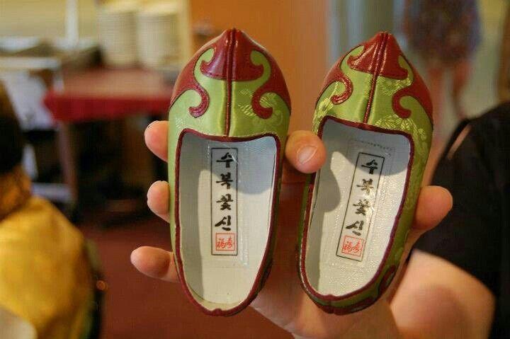 Hanbok shoes   Korean   Pinterest