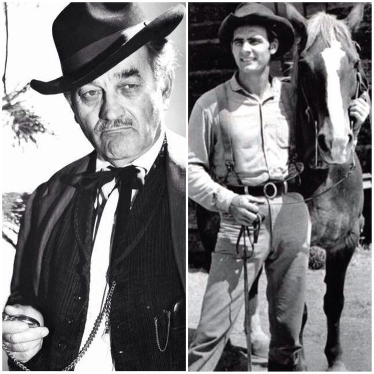 Gunsmoke (1955-1975) - Milburn Stone as Doc and Dennis Weaver as Chester (bumbling but absolutely trustworthy.)