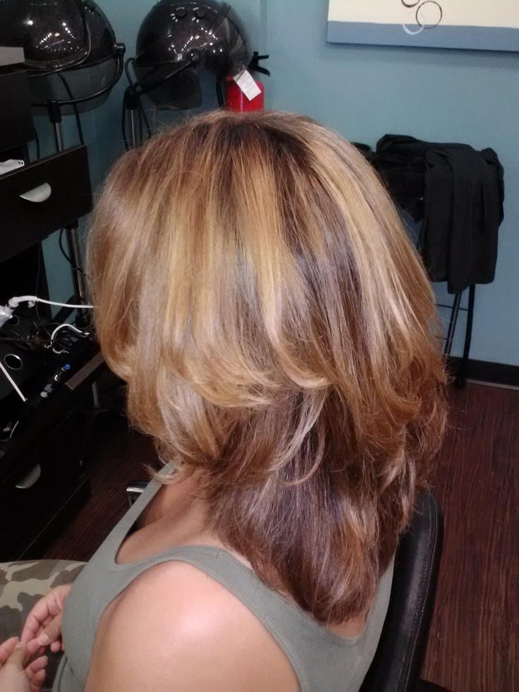 A Deva Cut Blow Out Straight  Calling all Curly Girls  Natural hair styles Hair Hair styles