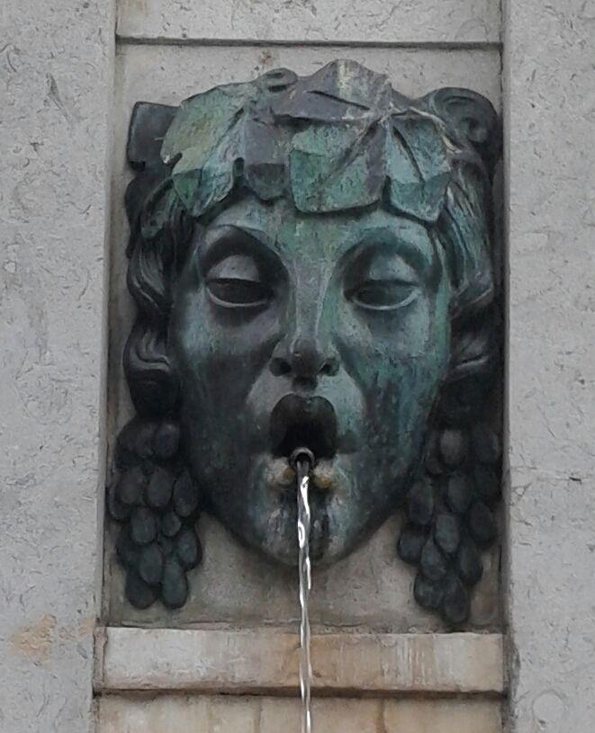 Fountain, fuente, Oporto