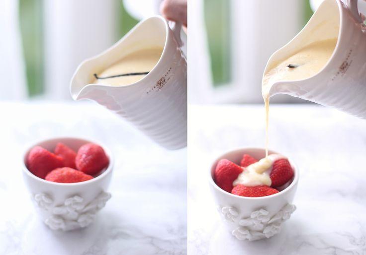 Sukkerfri vaniljesaus | Sunnere Livsstil
