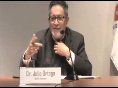 """Conferencia de Julio Ortega por los 50 años de """"Rayuela"""""""