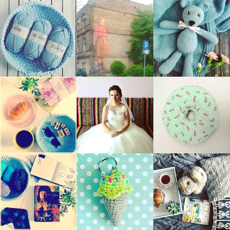 Zbliża się koniec roku więc czas na moje #bestnine2017 Było słodko szydełkowo ślubnie błękitnie i włóczkowo. Stawiałam też pierwsze kroki w robieniu na drutach :) #bestof2017 #blue #cottonrope #tray #wool #bigmerino #books #crochet #crochettoy #crochetfood #teddybear #wedding #thepetitewool #weareknitters @weareknitters #knitting #blanket #babyblanket #streetart