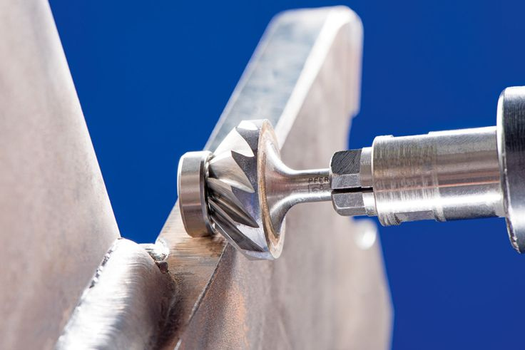 Better #beveling with @PFERD_NA | http://weldingproductivity.com/article/better-beveling/