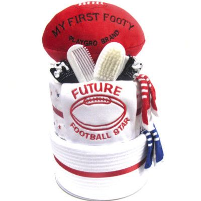 For the next generation footy fans!