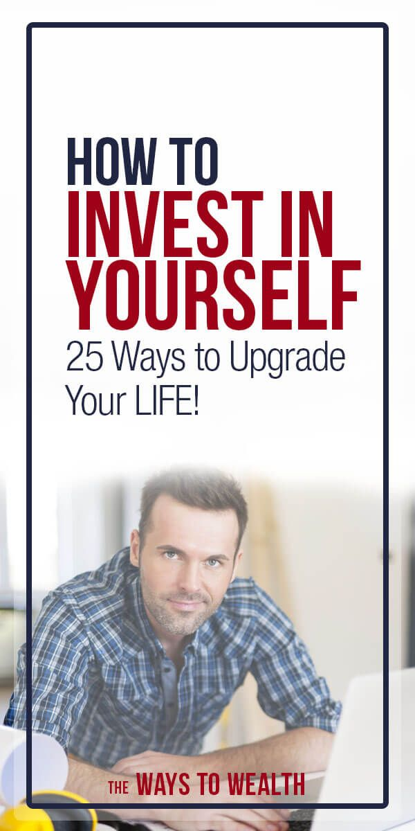 How to Invest in Yourself – Hal Hunter