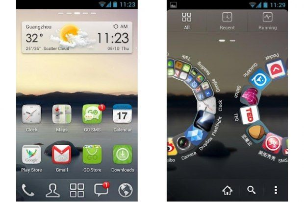 7 Launchers para Android