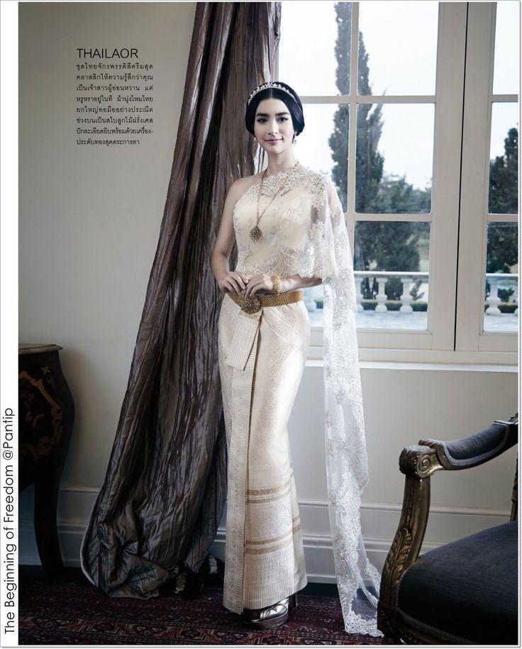 Thai wedding traditions dress