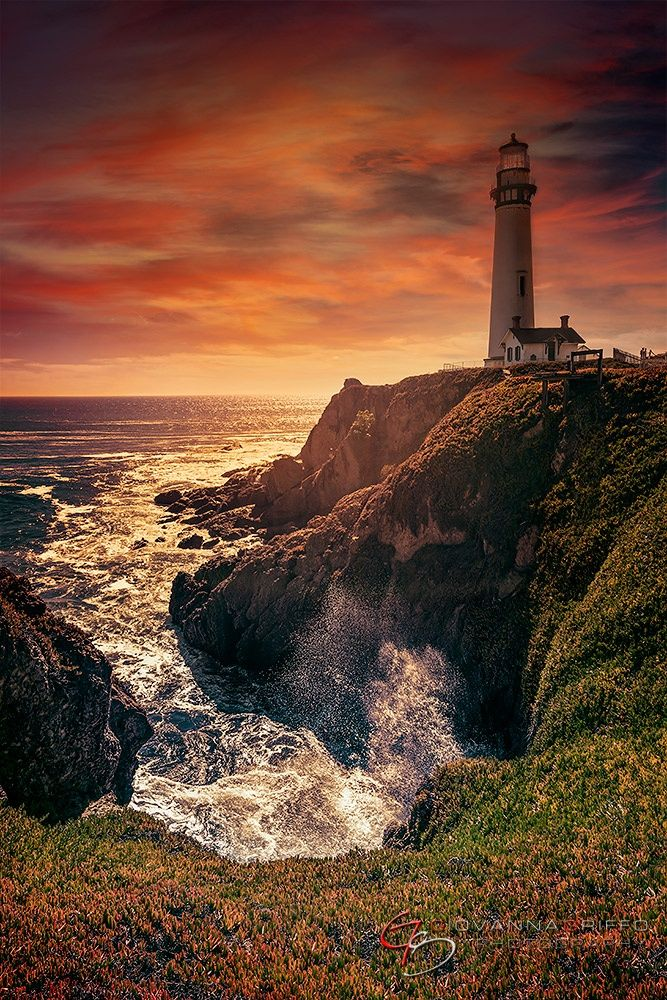 Pigeon Point by Giovanna Griffo  Follow me on facebook: https://www.facebook.com/GiovannaGriffo.Photographer