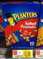 Two New Planters Peanuts Coupons With Walmart Deal Idea!
