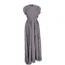 Angelina Monochrome Dress by Ukulele $190