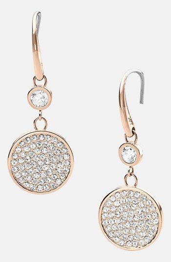 drop earrings - so cute