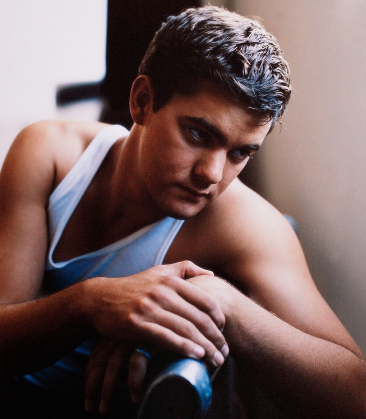 Pacey Witter. My favorite character in anything. [Joshua Jackson]