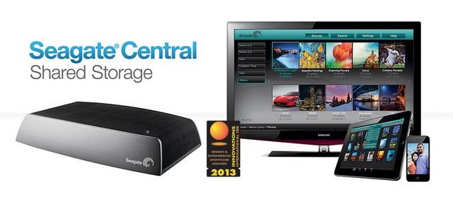 Seagate Central theverge.com