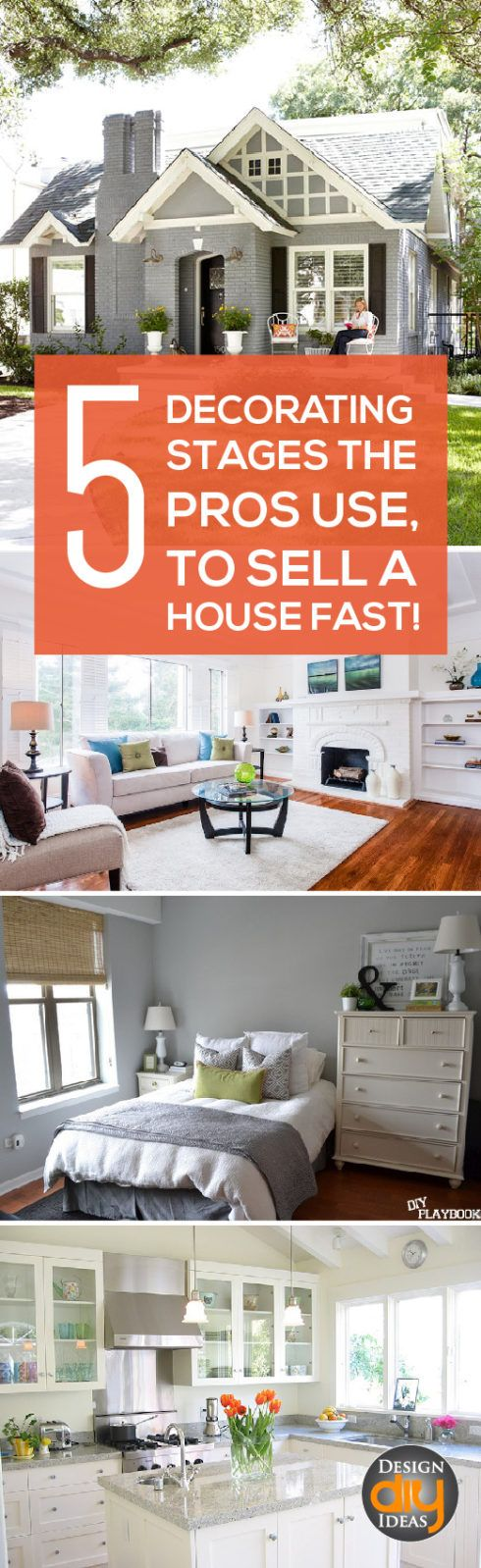 Looking to sell your home? Time to stage! Professionals in real estate always hire stagers to sell their homes? Why?... Read more »